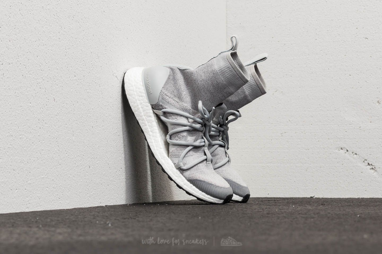 8eb3d9142559c adidas x Stella McCartney Ultraboost X Mid Stone  Core White ...