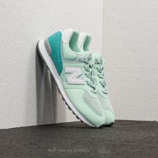 the latest 8ff85 fce69 New Balance 574 Pastel Green | Footshop