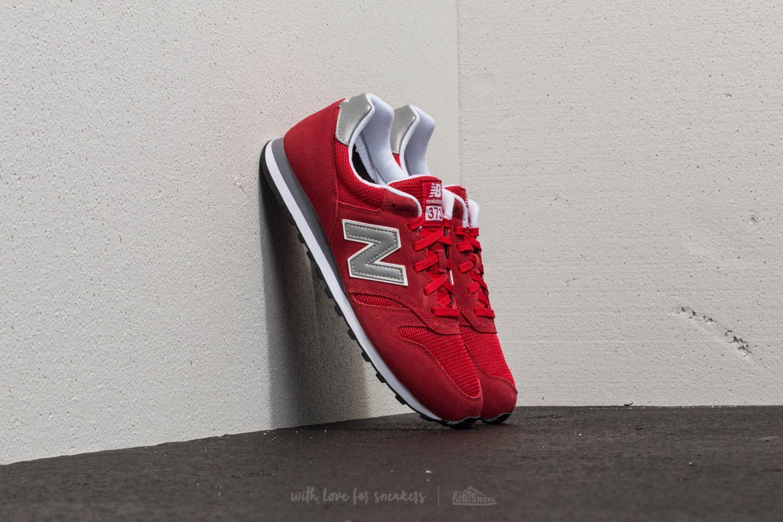reputable site b87b9 9749d New Balance 373 Red | Footshop