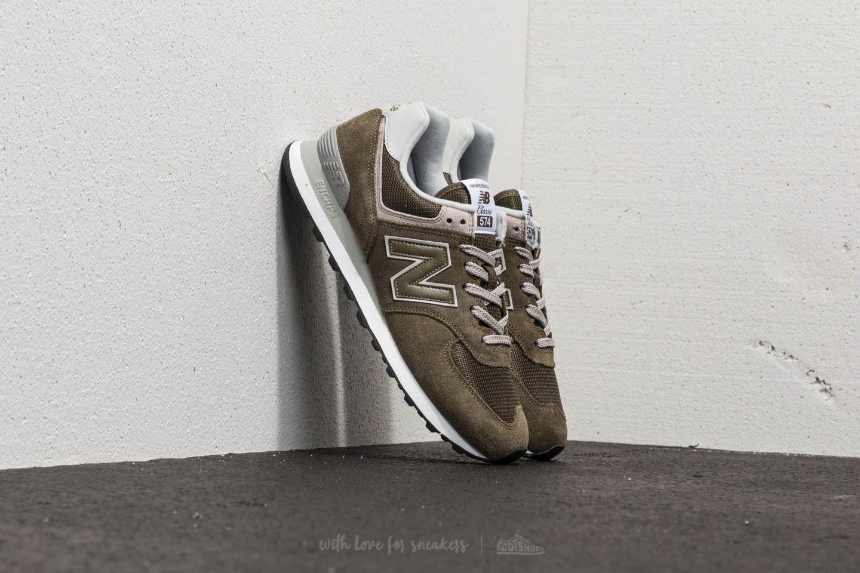 Men's shoes New Balance 574 Khaki