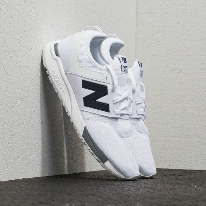 New Balance 247 White/ Grey/ Navy EUR 41.5