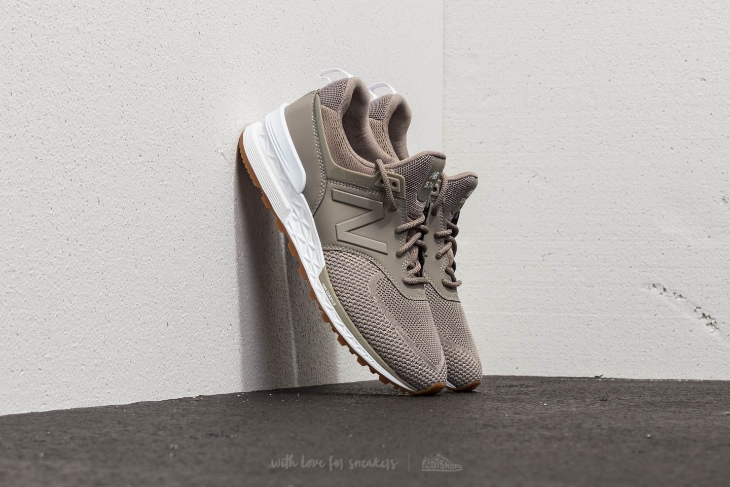 Men's shoes New Balance 574 Military