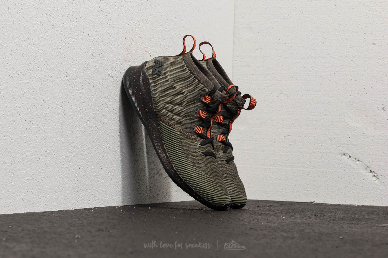 New Balance Cypher Run Triumph Green/ Black | Footshop