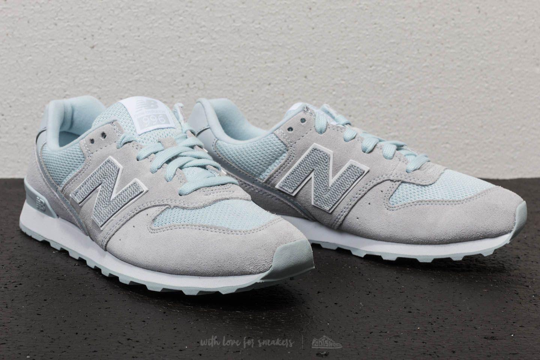 baratas estética de lujo 60% de liquidación New Balance 996 Light Porcelain Blue | Footshop