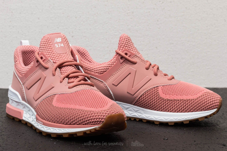New Balance 574 Dusted Peach | Footshop