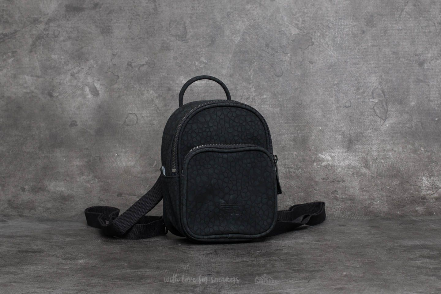 b79c5e72ee adidas AC Classic Mini Backpack Black
