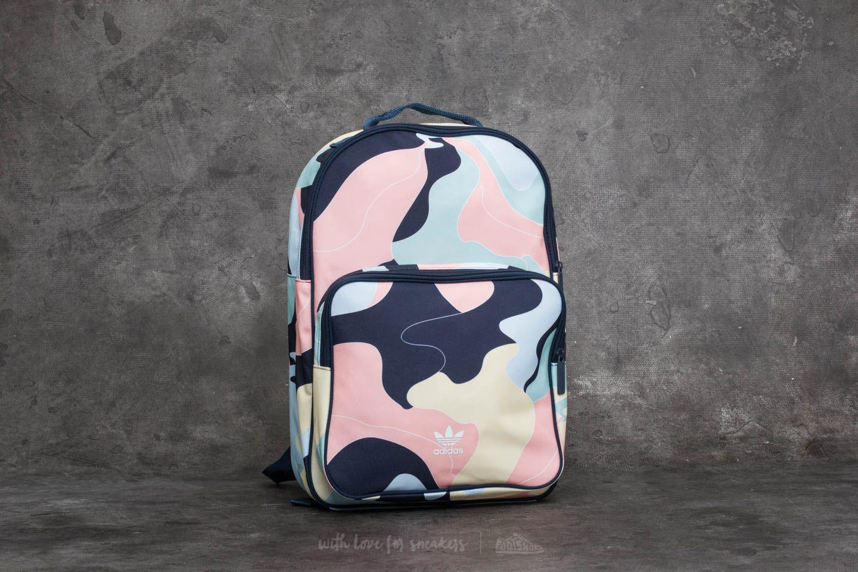 f198ec8028 adidas ISC Classic Backpack Multicolor