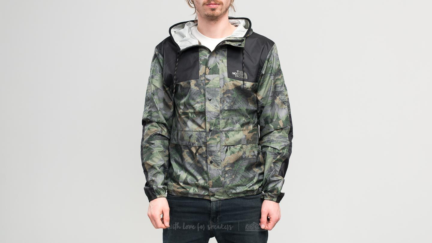 The North Face 1985 Mountain Jacket English Green Camo Print at a great  price 77 € 5d8cf9f71155