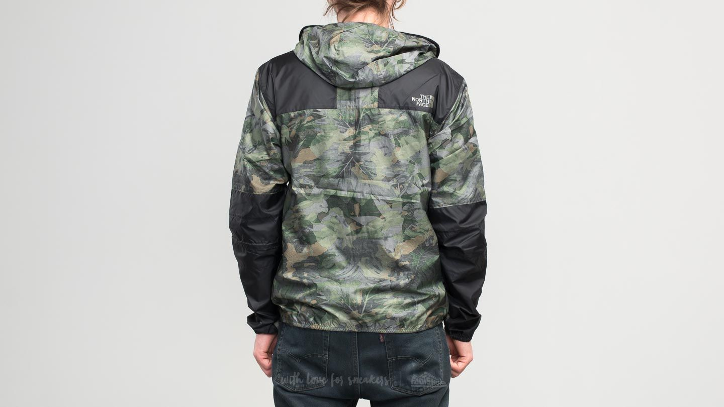 The North Face 1985 Mountain Jacket English Green Camo Print at a great  price  91 buy b725ee7712b0