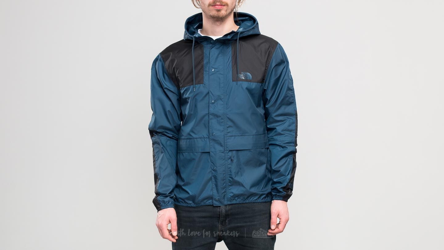 The North Face 1985 Mountain Jacket Blue Wing Teal at a great price 70 € buy 506350f2ef29