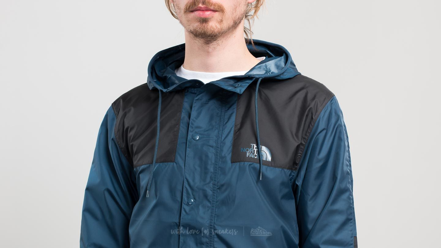 21419c86e2 The North Face 1985 Mountain Jacket Blue Wing Teal at a great price £61 buy