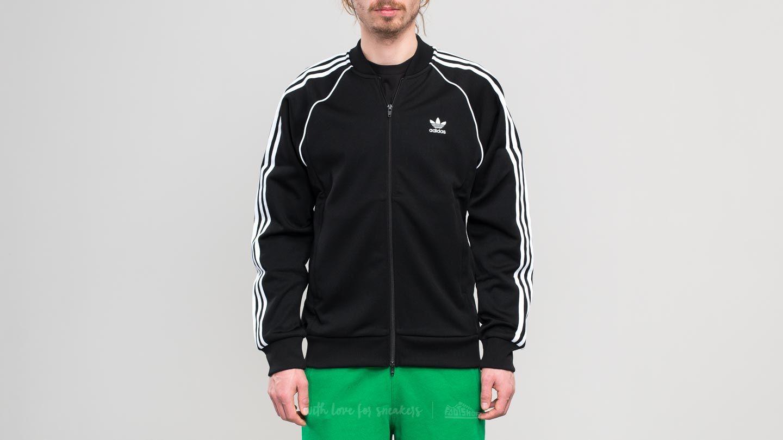 adidas Superstar Track Top Black za skvělou cenu 1 690 Kč koupíte na Footshop.cz