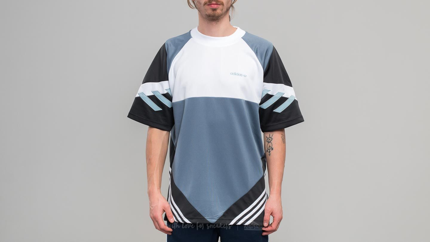 adidas Chop Shop Tee Raw Steel Carbon | Footshop