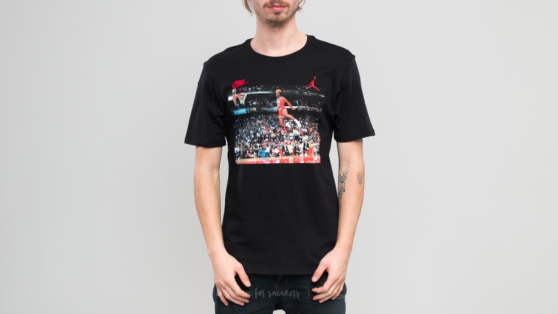 faa61d99feadb3 Jordan Sportswear 1988 Dunk Tee Black