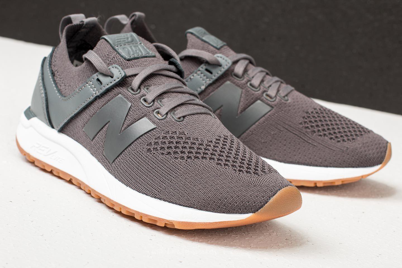 New Balance 247 Dark Grey | Footshop