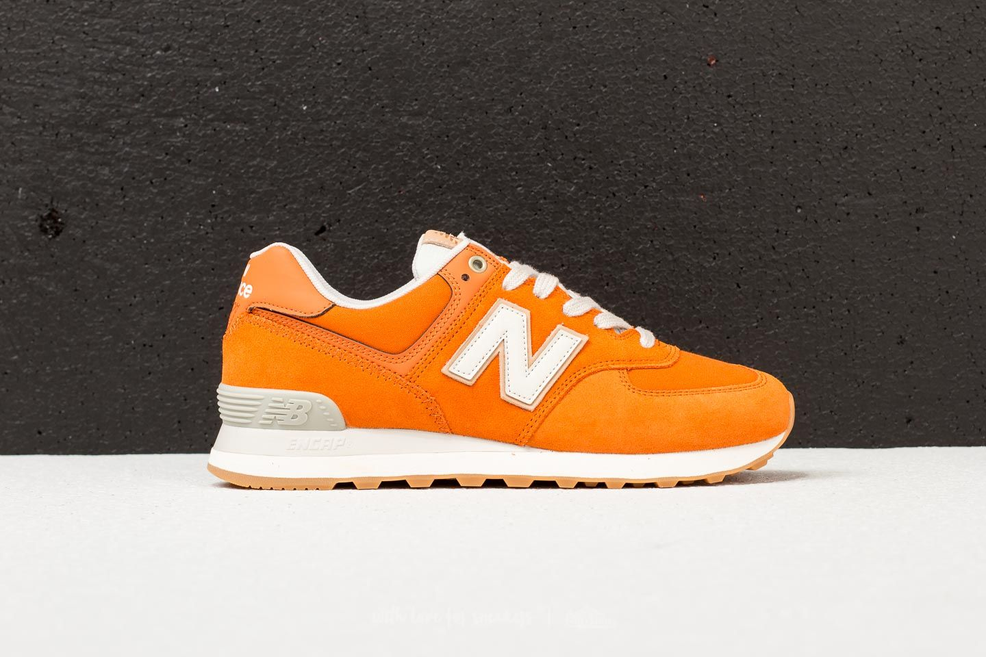 new balance homme 574 orange