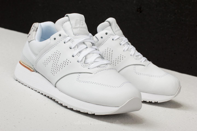 New Balance 745 Cream White   Footshop
