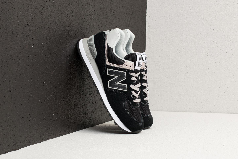 New Balance 574 Black/ White za skvělou cenu 2 290 Kč koupíte na Footshop.cz