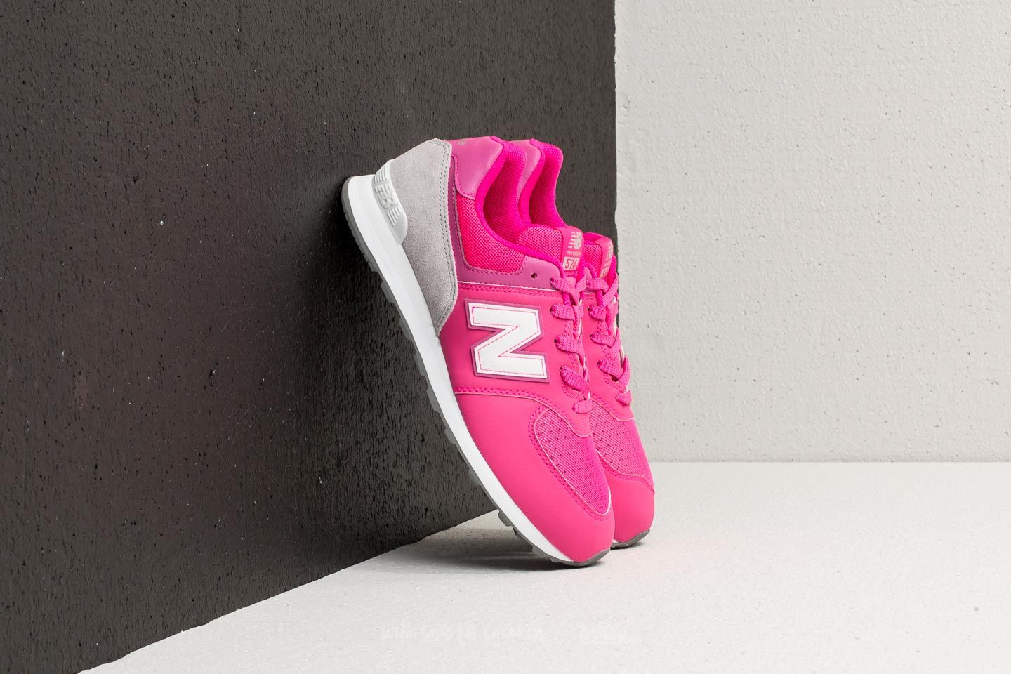 size 40 436bc f98e1 New Balance 574 Pink/ Grey | Footshop