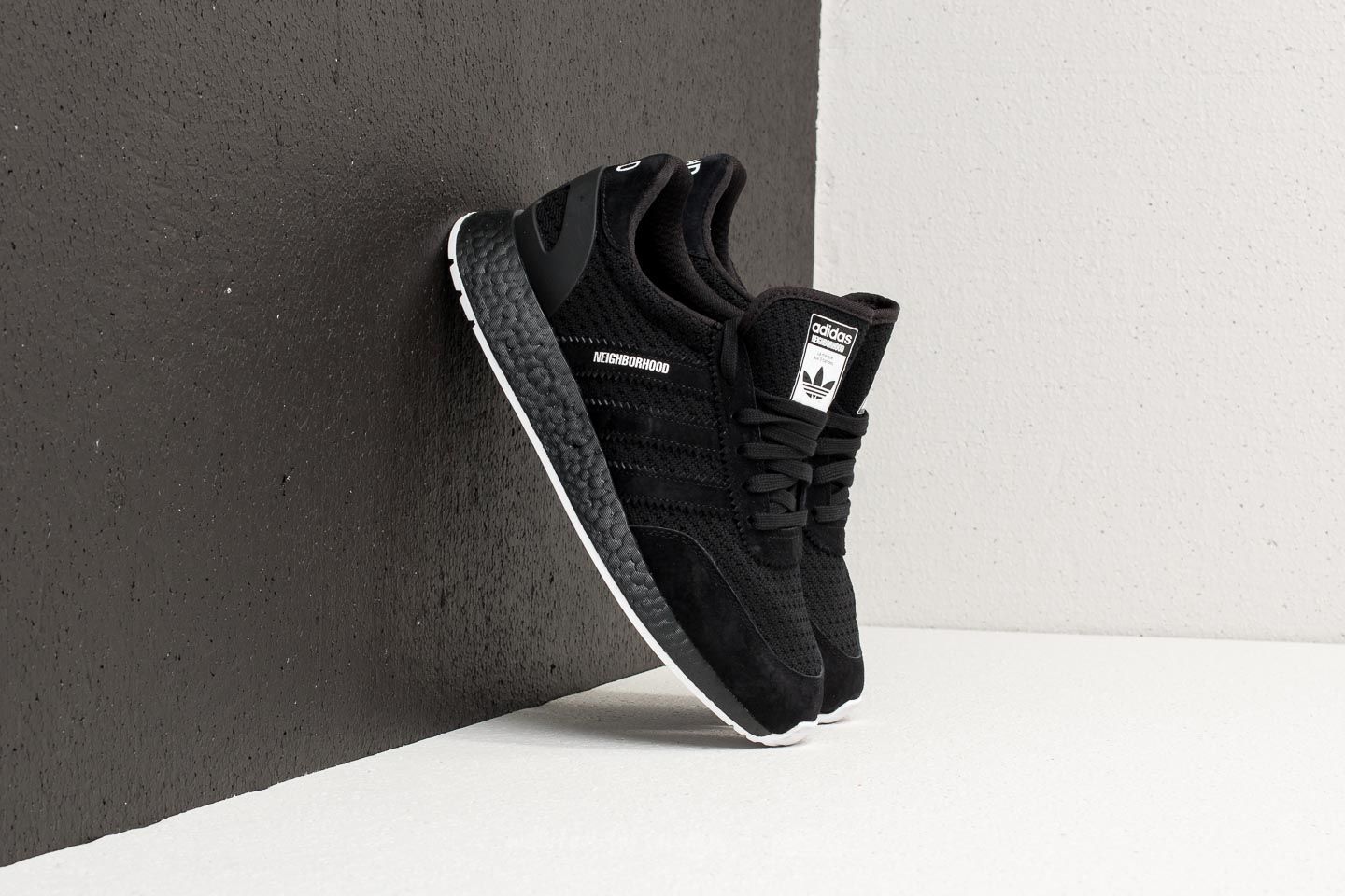 the latest dc8df 6fd9e adidas x Neighborhood I-5923. Black  Black