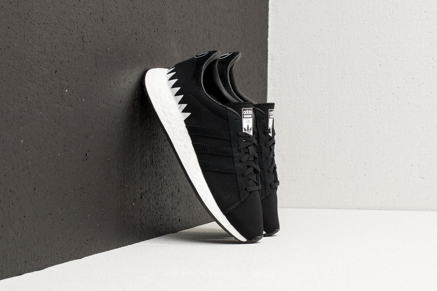 a9ae7ee82a5e86 adidas x Neighborhood Chop Shop Core Black  Core White at a great price £86