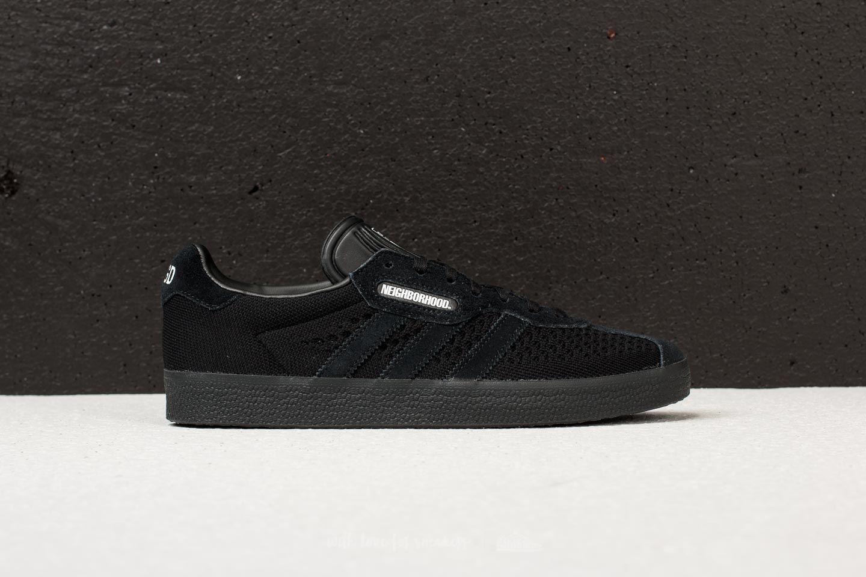 size 40 041b8 7bef1 adidas x Neighborhood Gazelle Super Core Black/ Core Black ...