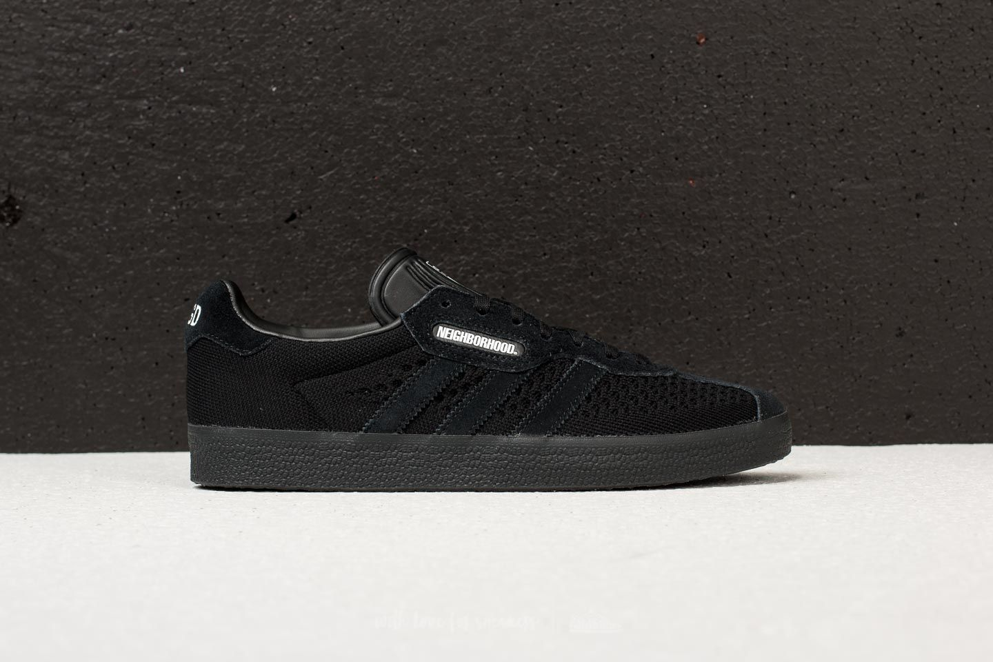 size 40 affa5 b401b adidas x Neighborhood Gazelle Super Core Black  Core Black at a great price  136 €
