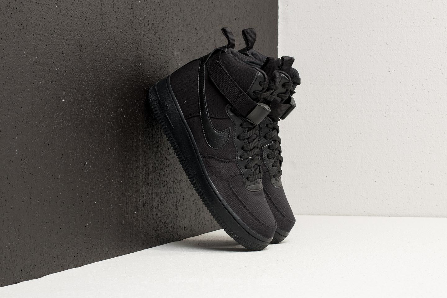 new product 71b74 be219 Nike Air Force 1 High 07 Canvas