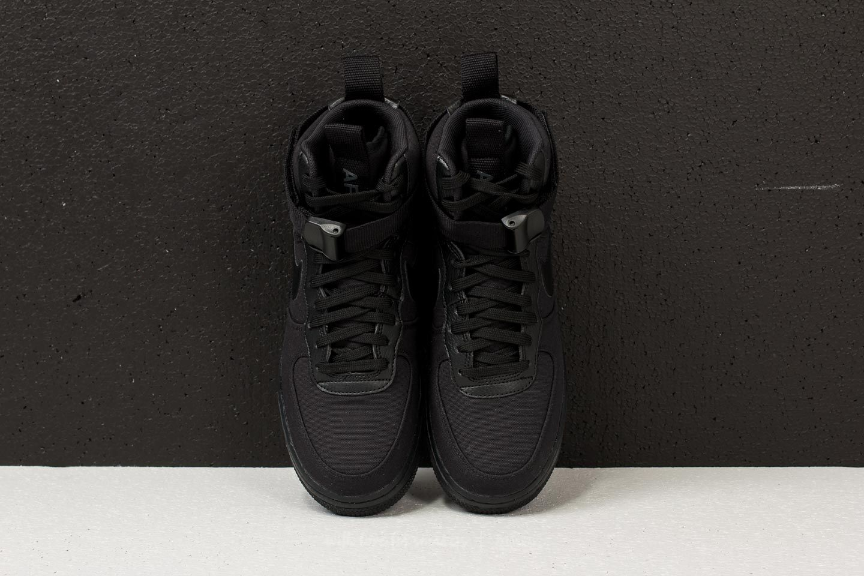 Nike Air Force 1 High '07 Canvas Black Black Anthracite   Footshop