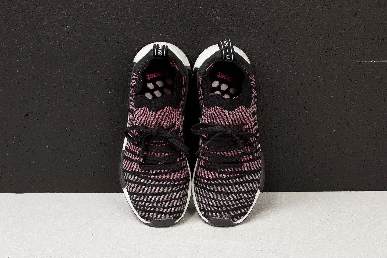 Buty adidas NMD R1 STLT PRIMEKNIT CORE BLACKGREY FOURSOLAR