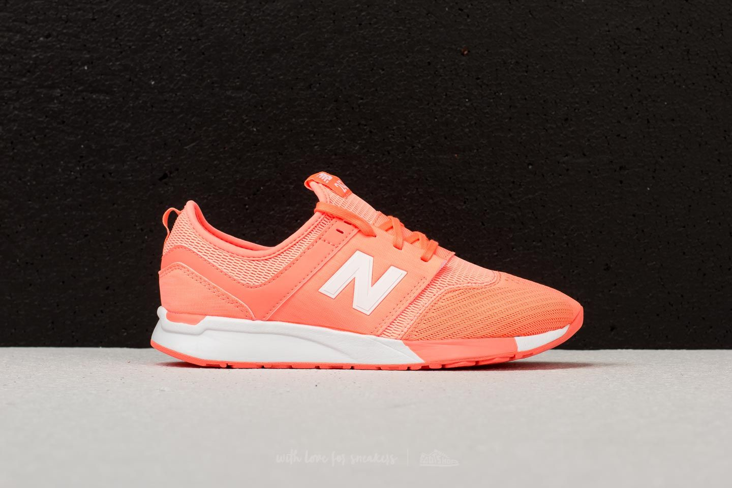 New Balance 247 Neon Orange | Footshop