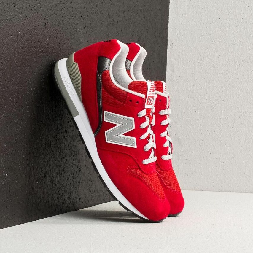 New Balance 996 Red EUR 40.5