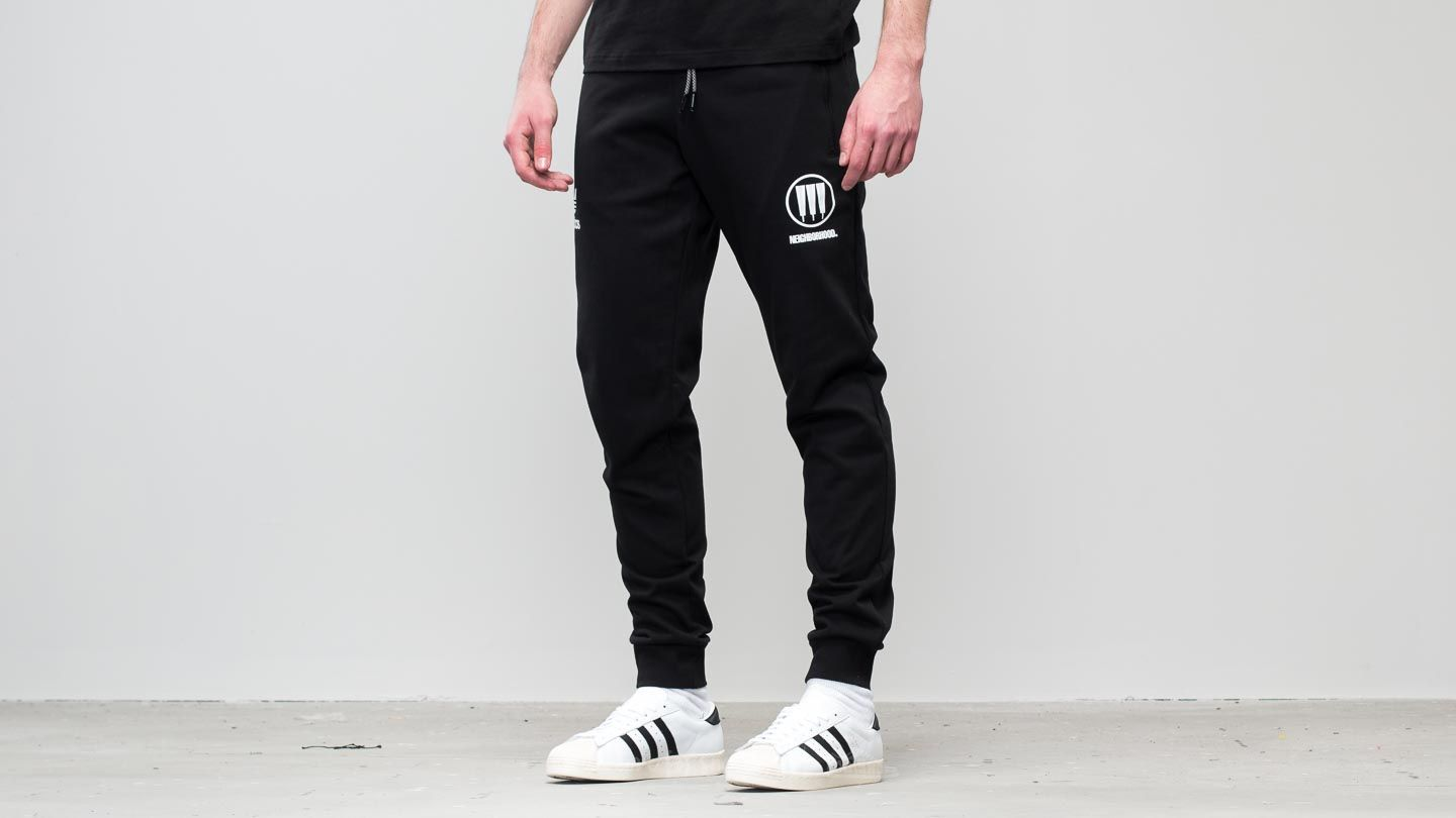 adidas x NEIGHBORHOOD Track Pants Black