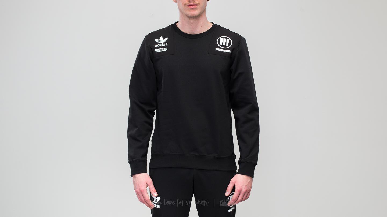 6957a77db1d97 adidas x NEIGHBORHOOD Commander Sweater Black