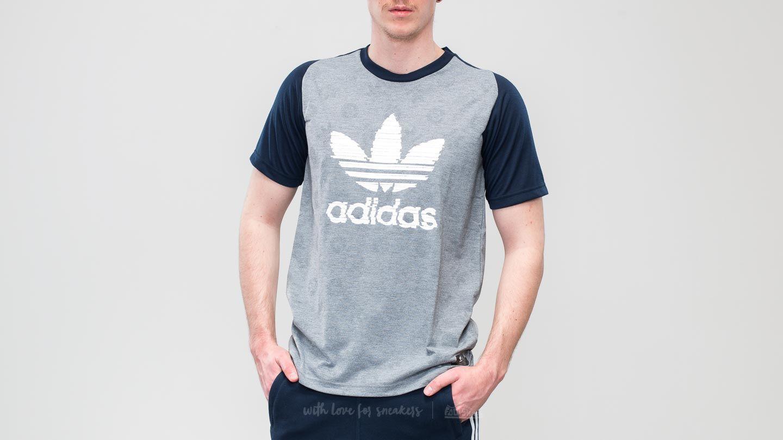 Trička adidas x United Arrows & Sons T-Shirt Core Heather