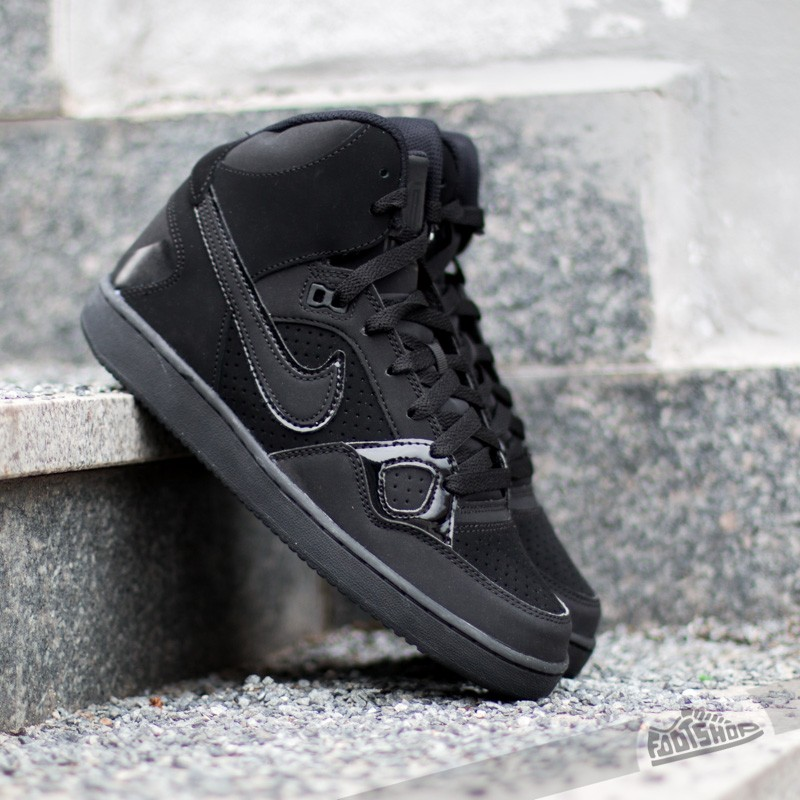 Nike Son Of Force MID Black Black  4ee33c2fdc5