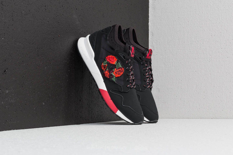 le coq sportif Omicron Embroidery Black/ Tango Red za skvělou cenu 1 810 Kč koupíte na Footshop.cz