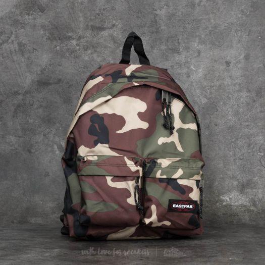 Eastpak Padded Doubl'R Backpack Camo | Footshop