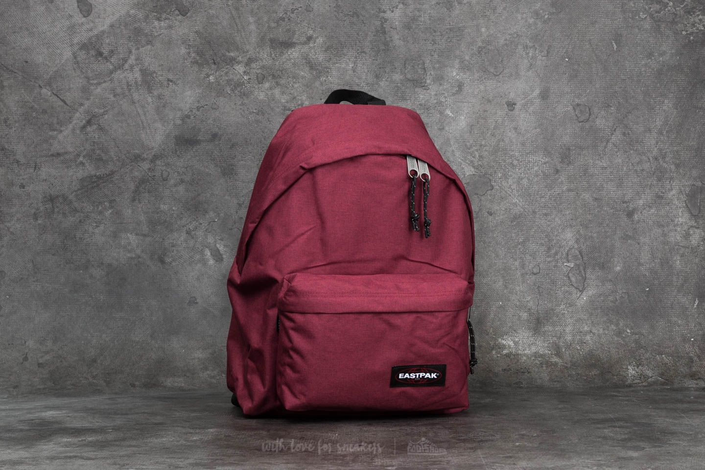 Eastpak Padded Pak R Backpack Crafty Wine