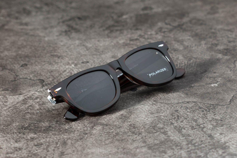 Carhartt WIP Fenton Sunglasses Tortoise Shell  Black Lenses  e3e231131da