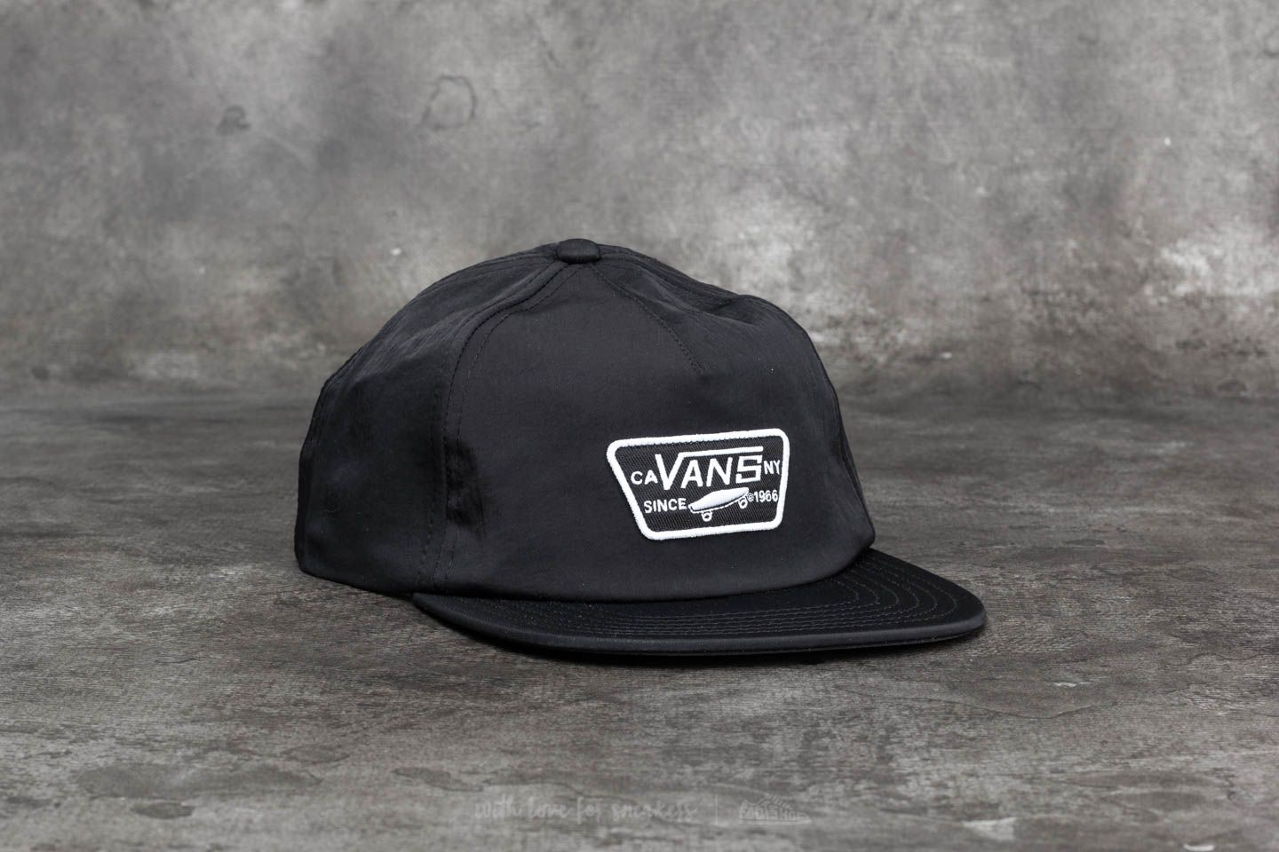 dfb7e84f966 Vans Expedition Hat Black