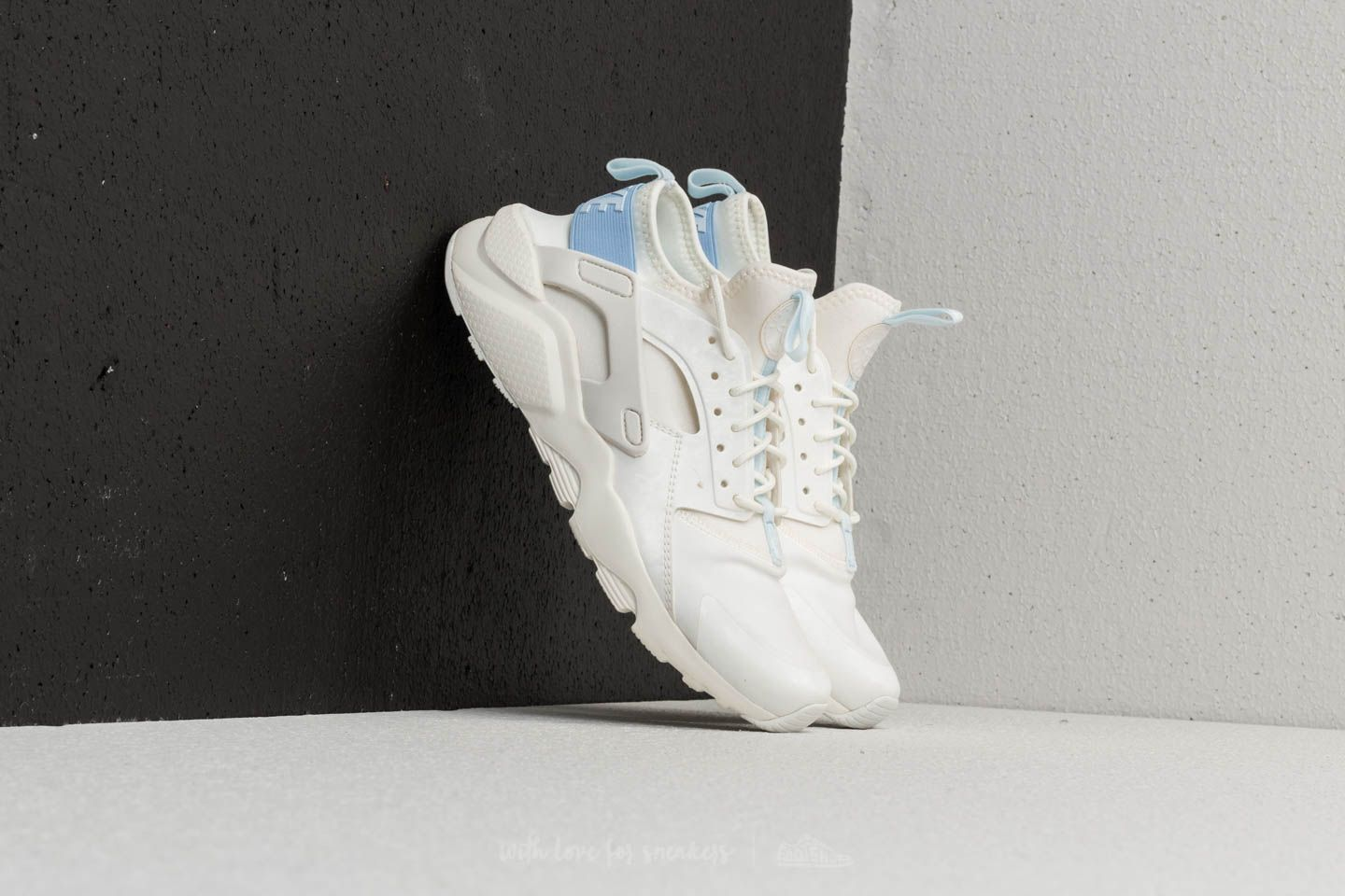 Nike Air Huarache Run Ultra (GS) Sail  Royal Tint  cd9c25573c2