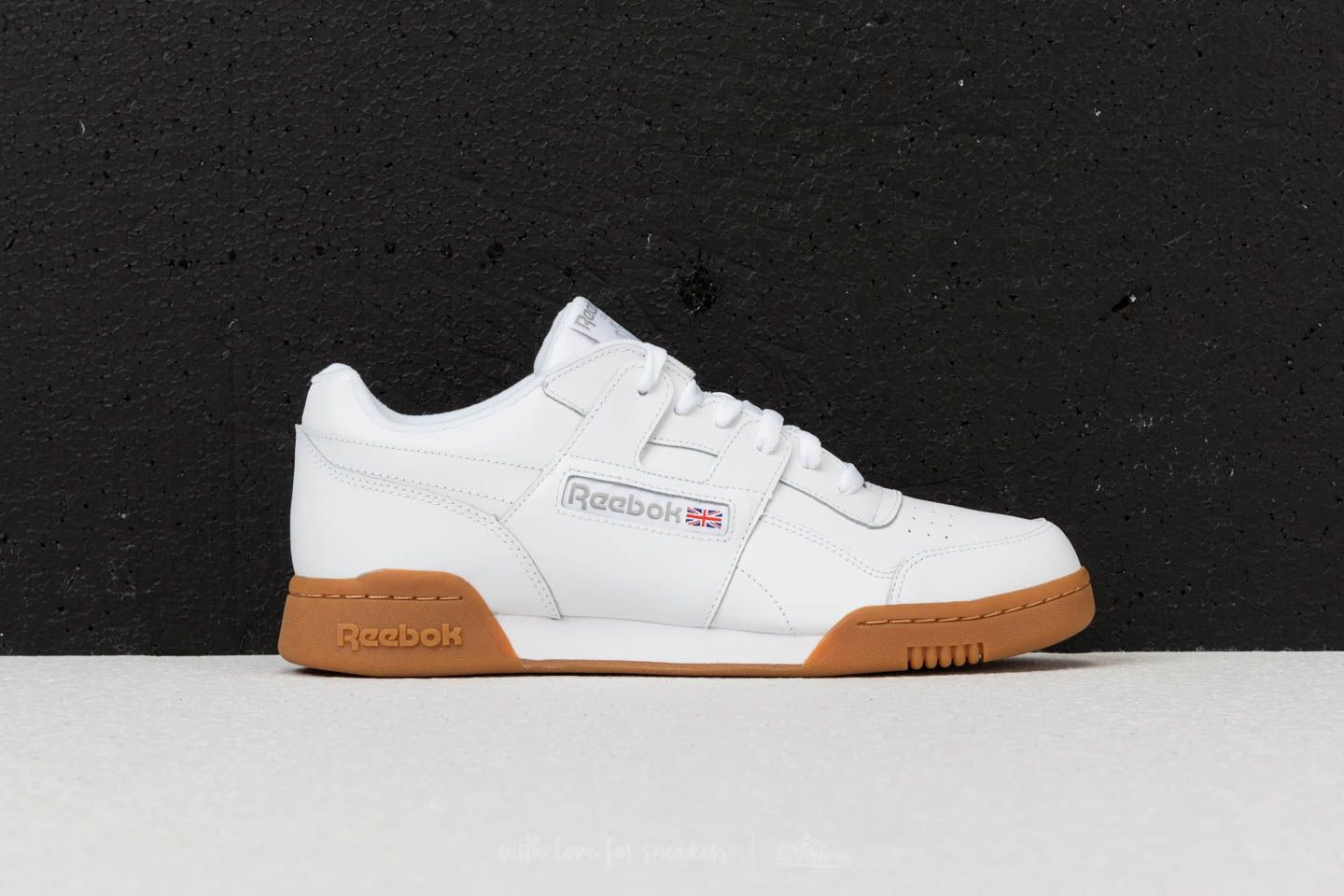 91bc7c2cfaf Reebok Workout Plus White  Carbon  Red  Royal at a great price 67 €