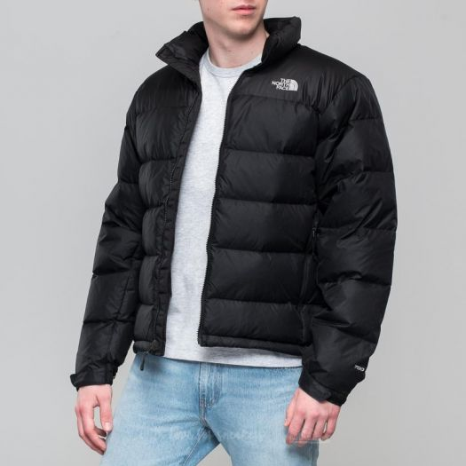 The High Rise North GreyFootshop Jacket Face Nuptse 2 Black Tnf N8nw0m