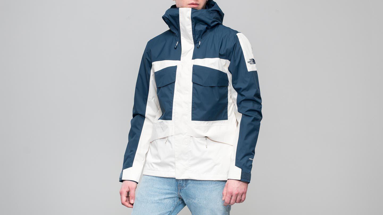 The North Face Fantasy Ridge Jacket Blue Wing Teal  Vintage White ... 4c5b14f4e531