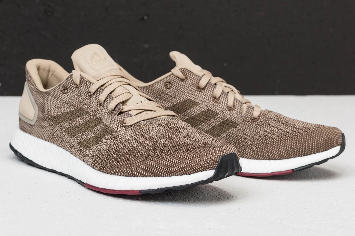 Free delivery - adidas pure boost gold