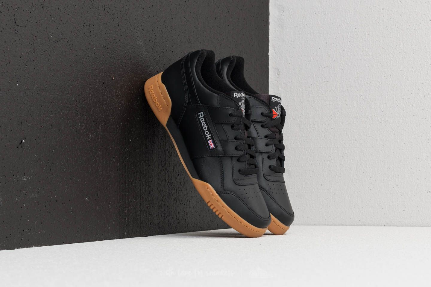 98280599d2fcd Reebok Workout Plus Black  Carbon  Red  Royal at a great price 59 €