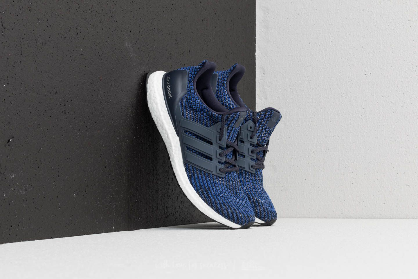 Adidas Ultra Boost 4.0 Carbon Navy | CP9250