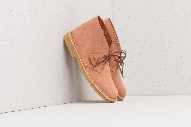 Clarks Originals Desert Boot Sandstone Suede at a great price $127 buy at Footshop