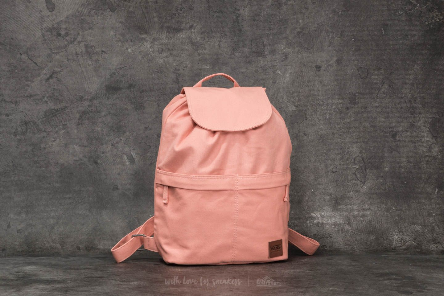 bc7252fc04 Vans Lakeside Backpack Muted Clay